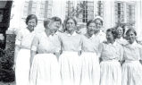 Sterling Hospital Nursing School, Sterling, Illinois, Class of 1932 Nursing Students