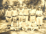 Baseball Team, Milledgeville