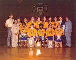Basketball Team, Sterling High School, Sterling, Illinois