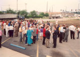 Downtown Redevelopment, Sterling, Illinois, Ground breaking  County Market