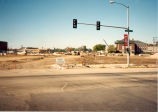 Downtown Redevelopment, Sterling, Illinois, Buildings, Demolition,  Construction of Library Plaza,...