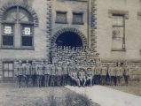 World War, 1914-1918, Sterling, Illinois, Camp Grant soldiers,