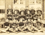 Schools, Rock Falls, Illinois, High School (1891-1932), Football  1927
