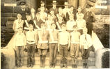 Schools, Sterling, Illinois, Wallace 1914-1946
