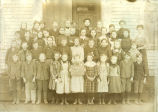 Photograph of 1902 Towanda school class