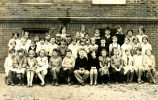 Photograph of school children at Towanda School
