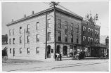 Busey's Bank; M. Lowenstern and Son Dry Goods