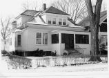 House at 625 Park Ave., Wilmette, was originally the Wilmette Village Hall from 1890-1910.