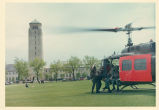 Helicopter, Fort Sheridan