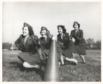 Cheerleaders, Fort Sheridan