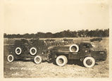 Anti-Aircraft Guns, 61.C.A. Ft. Sheridan, Ill.