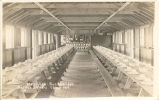 Mess Hall - Fort Sheridan Reserve Officers Camp 1917