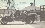 Fire Department, Fort Sheridan, Ill.