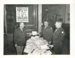 Soldiers with War Bonds, Fort Sheridan