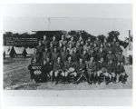Co. E Signal Corps, Ft. Sheridan, Ill. Capt. L.C. Parson, Commanding, Col. Selvin D. Smith,...