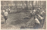 Trench Work Co. 18 3rd P.T.R. Fort Sheridan 1917