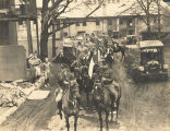 Cavalry Procession, Fort Sheridan